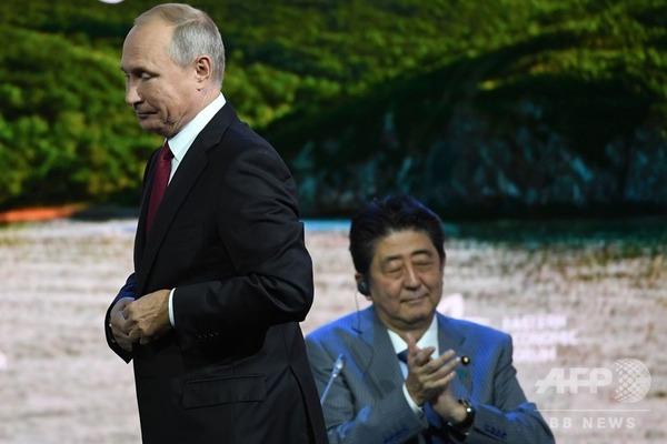 【日露】プーチン、日本側に「平和条約」の締結を提案!!!→ その条件がwwwwwwwwwwwwwwwwのサムネイル画像