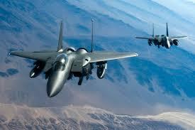 【驚愕】アメリカさん、戦闘機F-15が「核爆弾」を投下する動画を公開wwwwwwwwwwwwwwwwwのサムネイル画像