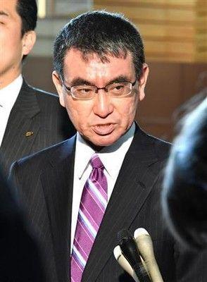 【河野外相】韓国の三菱「徴用工」判決 →「対抗措置」も視野に対応へ!!!!!のサムネイル画像