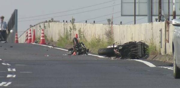【衝撃】奈良バイク事故で死亡した6人の「死因」が判明する・・・・・のサムネイル画像