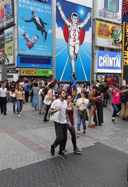 【悲報】「関空減便」により訪日客が減少!!!→ 大阪の「嘆き」の声がコチラ・・・・・のサムネイル画像