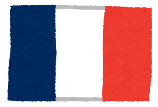【うわぁ…】フランス、とんでもない事態が進行中・・・!!!!!!!!