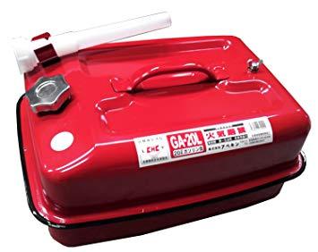 【速報】ガソリンスタンド、携行缶への「給油」禁止のお知らせ・・・・・のサムネイル画像