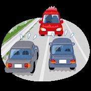【岐阜】パトカーから逃げようとした車の末路がヤバイ・・・・・のサムネイル画像