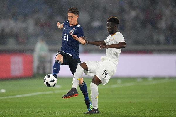 【サッカー】コロンビア「日本代表の弱点見つけたったwwwwwwwww」のサムネイル画像