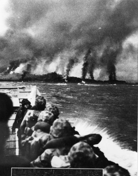 【緊急】韓国、国連軍の爆撃でとんでもないことになる・・・・・のサムネイル画像