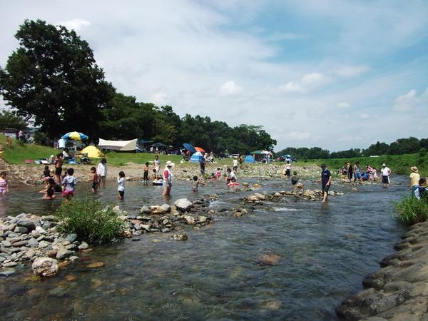 【愛知】友人6人とBBQ → 川に流された靴を追った結果・・・・・のサムネイル画像