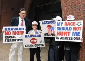 【激震】ハーバード大学、入学選考で人種差別か!?→ その内容が・・・・・のサムネイル画像