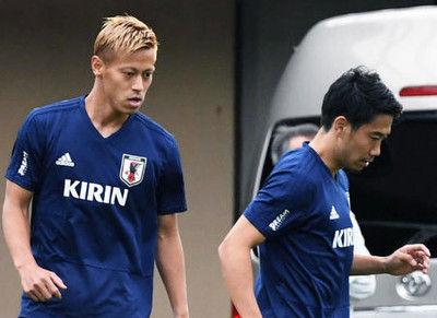 【国民アンケート】「サッカー日本代表に必要だと思う選手」ランキング発表wwwwwwwwwwwのサムネイル画像