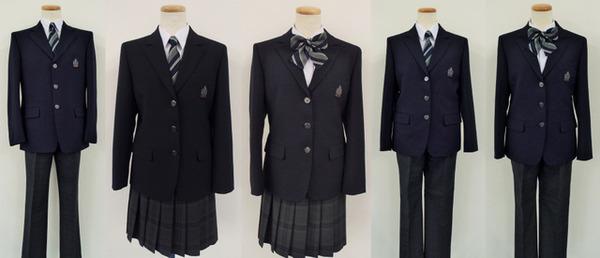 【衝撃】中学校の制服が「選択可能」に(※女子のみ)wwwwwwwwwwwwww