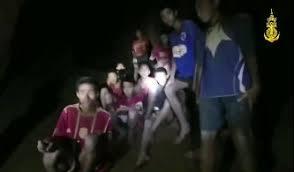 【速報】タイ洞窟事件、ついに死者が出てしまう・・・のサムネイル画像
