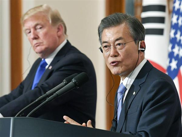 【衝撃】トランプ政権「おい韓国、いい加減にしろ!!!」→その結果wwwwwwwwwwwwwwwwwwwwwのサムネイル画像