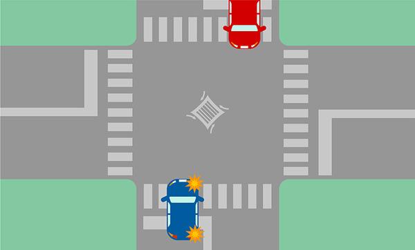 【人生終了】高3男子、コンビニへの右折で49歳の医師を轢いてしまう → その結果・・・・・のサムネイル画像