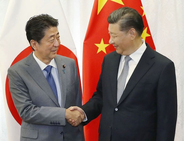 【衝撃】安倍首相、北京を訪問!!!→ 会談の内容がwwwwwwwwwwwwwwwwwwwwwのサムネイル画像