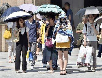 【猛暑速報】東京都で観測史上1位の記録キタ━━━━(゚∀゚)━━━━!!のサムネイル画像