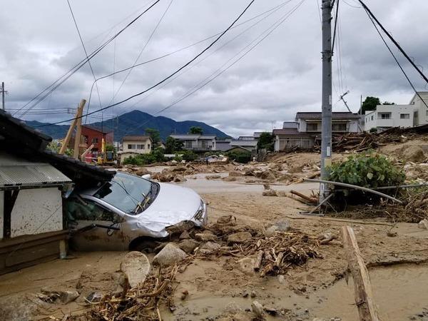 【悲報】西日本豪雨、被災地のボランティアが減少した結果・・・・・のサムネイル画像