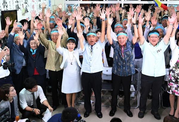 "【ヒエッ…】「衆院補選」沖縄で勝利した""人物""の 正 体wwwwwwwwwwwwwwwwwwwwwのサムネイル画像"