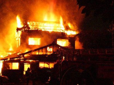 【岩手】住宅など6棟が全焼する火災が発生。死者が出てしまう → 出火原因がヤバすぎる・・・・・のサムネイル画像