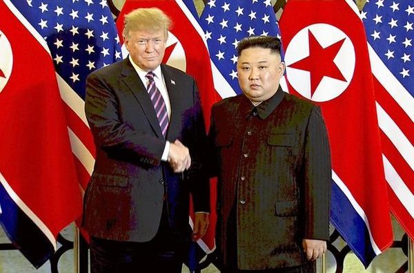 【速報】北朝鮮外相、トランプが嘘をついていると非難wwwwwwwwwwwwwwwwwwwwwのサムネイル画像