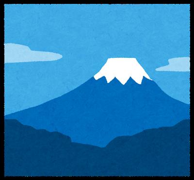 【不運】富士山に登っていた女性にとんでもないものが直撃してしまう・・・・・のサムネイル画像