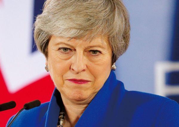 【速報】英メイ首相、ついに・・・・・ のサムネイル画像
