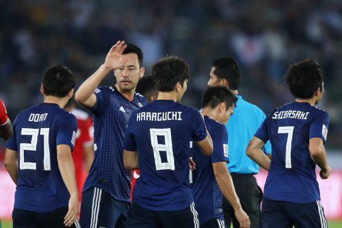 【サッカーアジア杯】日本 vs オマーンの結果がコチラ!!!(動画あり)のサムネイル画像