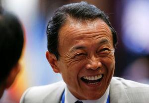 【衝撃】麻生太郎「北朝鮮による核の感覚、戦略外交としては正しい」のサムネイル画像