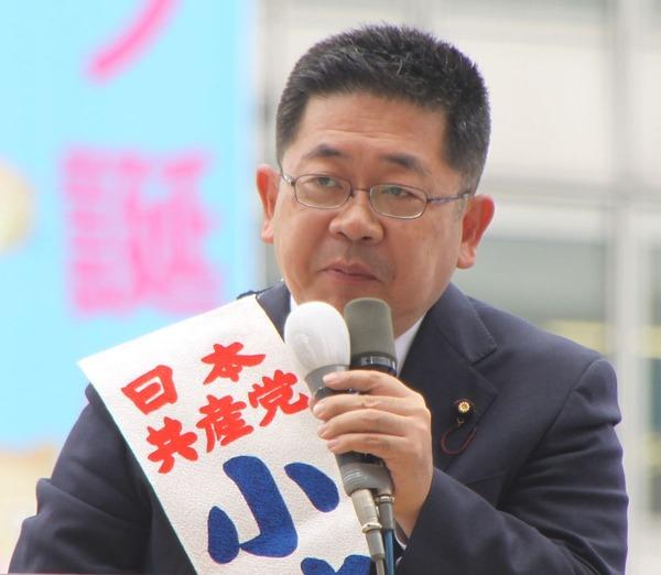 【衝撃】共産党・小池晃「やーい、閉店セール内閣!!!!!!」のサムネイル画像