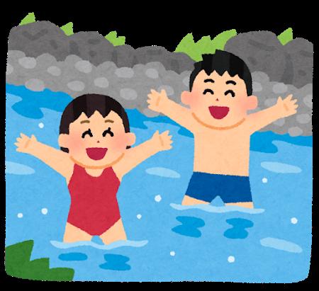 【島根】家族と親族7人で川遊び→ガチで悲惨なことに・・・・・・