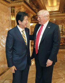 【夕食会】トランプ大統領、安倍首相に圧力へwwwwwwwwwwwwwwwwwのサムネイル画像