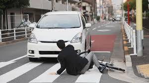 """【驚愕】日本は先進国の中で """"ずば抜けて"""" 歩行者の「死亡事故」が多い。→ その理由が・・・・・"""