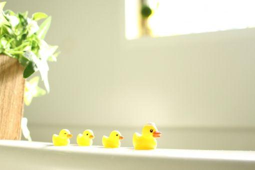 【画像】入浴中の4歳女児の膣内にスポンジ玩具が入ってしまう・・・・・