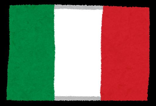 """【緊急】イタリア、もはや """"レベル"""" が違いすぎる件・・・!!!!!!!!!!!!"""