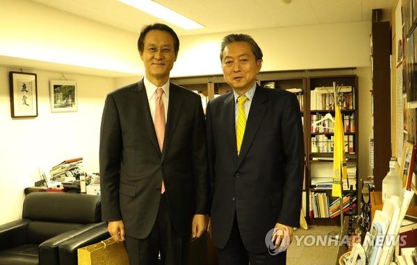 【徴用工判決】鳩山由紀夫「日本政府の主張は正しくない!!!」のサムネイル画像