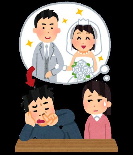 【悲報】女さん「男って結婚するとこう変わるんだ・・・」のサムネイル画像