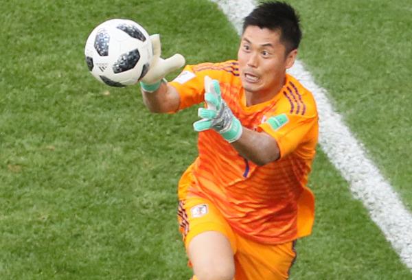 【サッカー】川島さん「多くの苦しみがあった」 のサムネイル画像