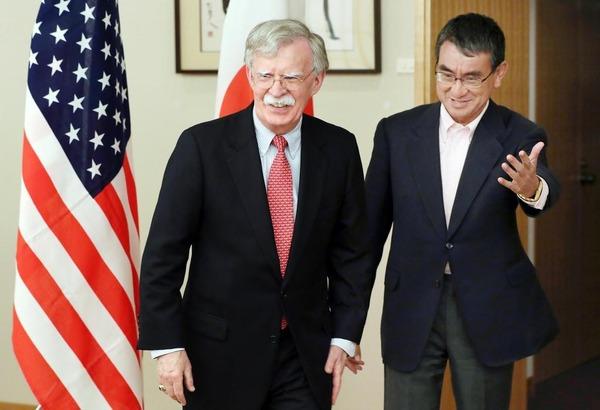 【朗報】ボルトン「日韓の仲裁とかしないからよろしく」wwwwwwwwwwwwwwwwwwwwwwwwのサムネイル画像