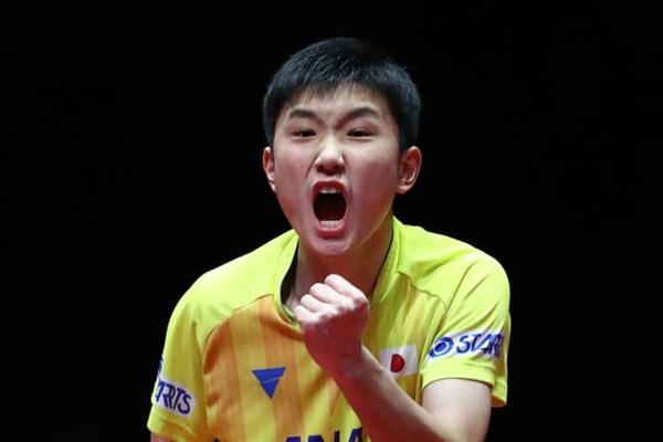 【卓球】張本智和、史上最年少優勝へ!!!!!(※動画あり)のサムネイル画像