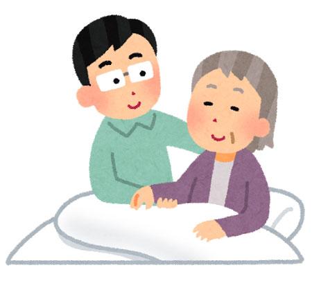 【広島】「外泊後帰宅したら、寝たきりの母親が死んでた」と通報した息子の末路が・・・・・のサムネイル画像