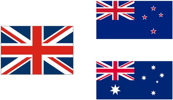 【悲報】ニュージーランド「オーストラリアは国旗を真似するな!」→ その結果wwwwwwwwwwwwwwwwwwwのサムネイル画像