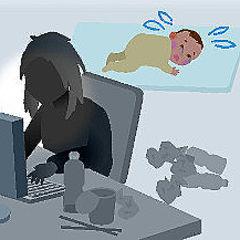 【育児放棄】ゲームにハマりすぎた母親の末路がヤバすぎる件・・・・・のサムネイル画像