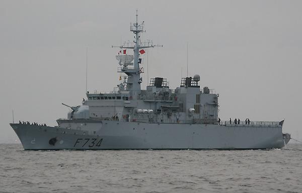 【速報】フランス、日本に海軍を派遣へ!!!!!のサムネイル画像