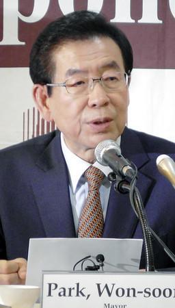 【悲報】韓国・ソウル市長、急に日本に媚び始めるwwwwwwwwwwwwwwwwwwwwwwwのサムネイル画像