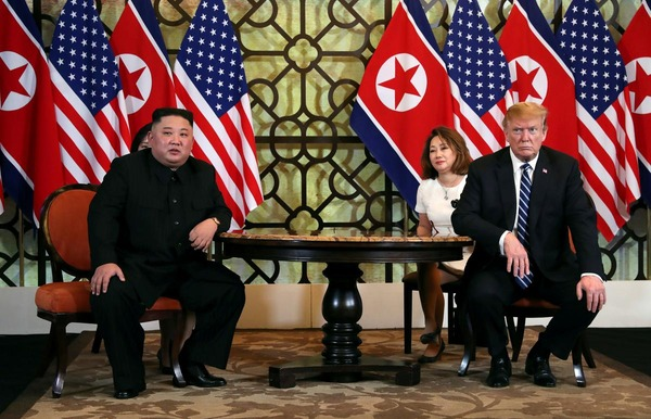 【衝撃】トランプ大統領、金正恩にものすごい要求をしていたwwwwwwwwwwwwwwwwwwwww のサムネイル画像