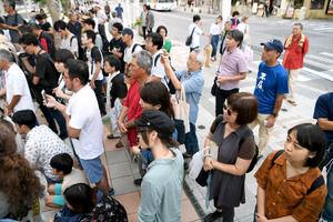 【衝撃】「沖縄知事選」の情勢を朝日新聞が調査した結果wwwwwwwwwwwwwwwのサムネイル画像