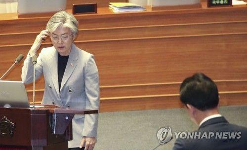 【悲報】韓国外相、日本にイラつくwwwwwwwwwwwwwwwwwwwwww