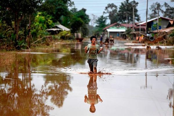 【衝撃】ラオスのダム決壊事故、死亡・行方不明者の集計結果が公開される・・・!!!!!のサムネイル画像