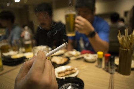 【調査】「分煙していない飲食店には入らない」人の割合がwwwwwwwwwwwwwwwのサムネイル画像
