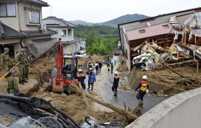 【西日本豪雨】現時点での被害状況がヤバすぎる・・・のサムネイル画像