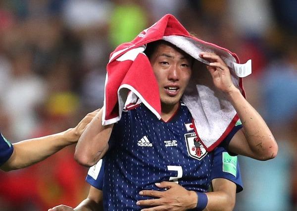 【号泣】昌子源「明日またベルギーと試合が・・・」→ 完全にメンタルが崩壊してしまうのサムネイル画像